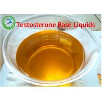 Wholesale Injectable Testosterone base liquids, Testosterone solution oils for steroid from china suppliers