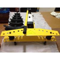 Wholesale Bending Angle 0° - 90° Hydraulic Busbar Bending Machine for Cu / Al Sheet from china suppliers