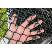 Wholesale Diamond Weaving Chain Link Wire Mesh Fence For Garden / Playground from china suppliers