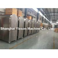Wholesale 304 Stainless Steel Mobile Kitchen Container Customized Mobile Coffee Van from china suppliers