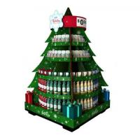 Wholesale Drinking / Fruit Jelly Tree Wooden Display Racks Free Standing from china suppliers