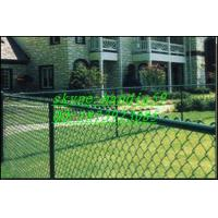 Wholesale Chain Link Fencing Materials/ chain link fence cost/installing chain link fence from china suppliers