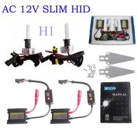 Wholesale White 8000k / 10000k Xenon Lights For Cars , Slim Xenon Hid Kit from china suppliers