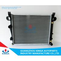 Wholesale Tube Fin Core All Aluminum Replacement Radiators Benz 1997-1999 W220 Thicnkess 32mm from china suppliers