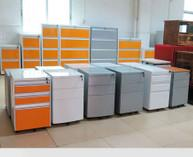 Wholesale office desk moving  drawer cabinet ,office table moving drawer cabinet from china suppliers
