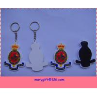 Wholesale simple cheap blank keyrings wholesale from china suppliers
