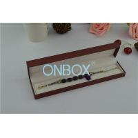Quality Removable Insert Cardboard Jewelry Boxes Luxury Specialty Paper For Bracelet for sale