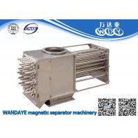 Wholesale Semi - Automatic Permanent Magnetic Separator Cabinet Iron Remover 8 layer from china suppliers