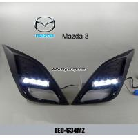 Wholesale MAZDA 3 DRL LED Daytime Running Lights car led light manufacturers from china suppliers