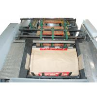 Wholesale Cement Kraft Paper Sack Bottomer Sealing Machinery / Paper Bags Forming Machine from china suppliers