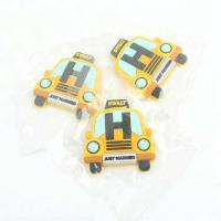 Wholesale Injection Labels Private Custom 3D Cartoon Car Logo Soft PVC Rubber Fridge Magnets for Decoration from china suppliers