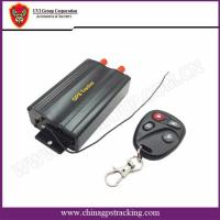 Wholesale Remote Controller UVI Car GPS Trackers , Central Locking System from china suppliers
