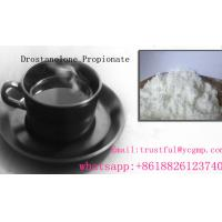 Wholesale Muscle Building Raw Steroid Powders Masteron / Drostanolone Propionate CAS521-12-0 from china suppliers