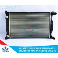 Wholesale Mechanical Auto Truck Aluminum Racing Radiator AUDI A6/A4'AT  632*415*34mm from china suppliers