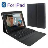 Wholesale High grade protective PU leather Case for Apple iPad 3 Bluetooth Keyboard from china suppliers