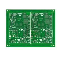 Wholesale Carbon ink 6 layer Impedance control 2.5um HASL Fr-4 Plating Gold PCB Prototype Fabrication from china suppliers