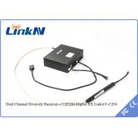 Buy cheap 1080P H.264 Digital COFDM Transmitter With Dual Antenna Diversity Reception from wholesalers