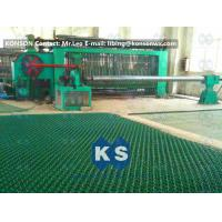 Wholesale High Corrosion Hexagonal Wire Netting Machine CE Certification For Making Stone Cage 2x1x1m from china suppliers