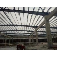 Wholesale Two Storey Structural Prefab Steel Warehouse Buildings Multifunctional Modular Design from china suppliers