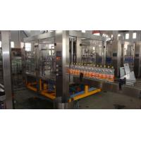 Wholesale CSD Automatic Liquid Carbonated Drink Filling Machine For PET Bottle Energy Drink from china suppliers