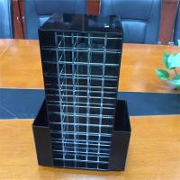 Wholesale New clear /black acrylic makeup organizer storage from china suppliers