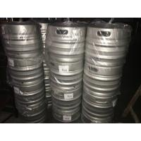 Wholesale Europe standard 30L stackable beer kegs with spears from china suppliers