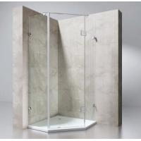 Wholesale High Quality Tempered Glass Shower Room Shower Enclosure for Residence from china suppliers