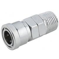 Wholesale Pneumatic Tube Connectors SM C Type Fittings Male Thread Pneumatic Carbon Steel from china suppliers
