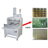 Wholesale Automatic Pcb Punching Machine, Fpc / Pcb Punch Depaneling Machine For SMT Assembly from china suppliers