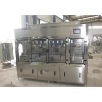 Quality Linear Type Edible Oil Filling Machine With Filler And Capper 2000 Bottles Per Hour for sale