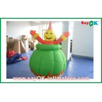 Wholesale Decoration Inflatable Smiling Face Cartoon Character /  Mascot from china suppliers