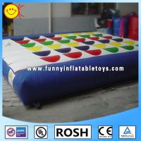 Wholesale Commercial Giant Inflatable Mattress / Inflatable Cushion For Jumping from china suppliers