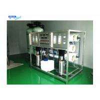 Wholesale 3 Stage Reverse Osmosis Water Treatment System , Industrial Water Treatment Plant from china suppliers