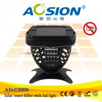 Wholesale 2014 New Product !Manufacture Advanced Solar Powered Mosquito Killer With UV Lamp from china suppliers