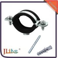 Wholesale Large Diameter Rubber Lined Pipe Clamps from china suppliers
