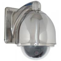 Wholesale 30X Optical Explosion proof High Speed Dome Camera / IP PTZ Camera with 12X Digital Zoom from china suppliers