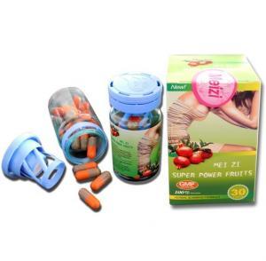 Wholesale Meizi Super Power Fruit , Meizi Orange & Grey Super Power Fat Loss Fruit Pills from china suppliers