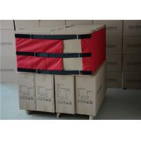 Wholesale Black / Red Color Reusable Pallet Wrap Velcro Nylon Straps For Medical Equipment from china suppliers