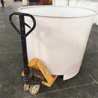 Wholesale Rotomoulding Round Plastic pallet bins tank pallet container from china suppliers