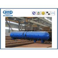 Wholesale Industrial CFB Power Plant Oil Boiler Mud Drum , Steam Drum In Boiler SGS Certification from china suppliers