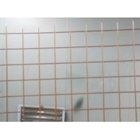 Quality Stainless Steel 304 Welded Mesh With Copper Color, Used for Decorative/Facade for sale