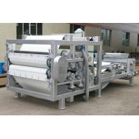 Wholesale Sludge Dewatering Belt Press Waste Water from china suppliers