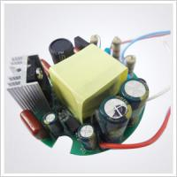 Wholesale 18 Watt 50 / 60Hz LED Switching Open Frame Power Supply Board DC 12V to 52V from china suppliers