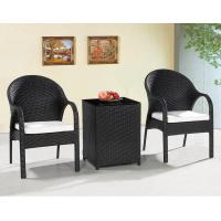 Wholesale outdoor leisure garden furniture coffee table chair set from china suppliers