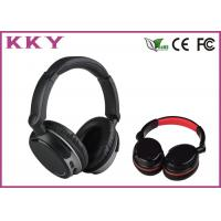 Wholesale CVC Noise Reduction Headband Wireless Bluetooth Over The Ear Headphones from china suppliers