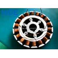 Wholesale Automatic BLDC stator coil winding machine for wheel hub motor stator from china suppliers