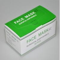 Buy cheap Disposable latex free elastic 3ply nonwoven face mask with CE/ISO/FDA from wholesalers