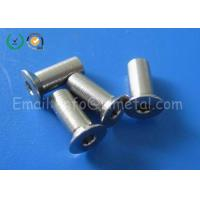 Quality Precision Musical Instrument Parts Stainless Steel Fasteners Customized for sale