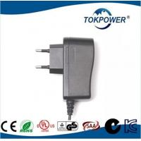 Wholesale AC DC 5W european plug adapter 5V 1a Wall power supply for Electric Device from china suppliers