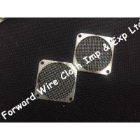 "Wholesale 304 Stainless Steel Wire Mesh Filter 18 Mesh * 0.009"" Customized Steel Mesh Filter from china suppliers"